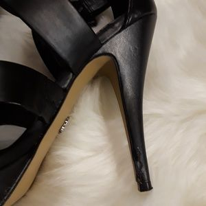 Rock & Republic Shoes - Strappy Stiletto Heels